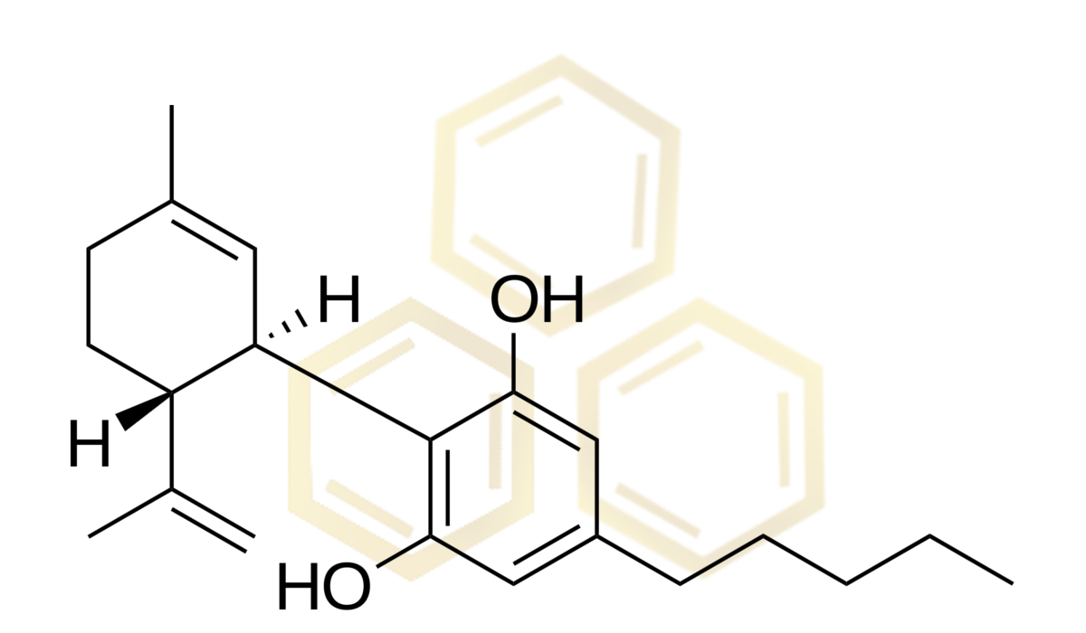 Kanabinoid CBD